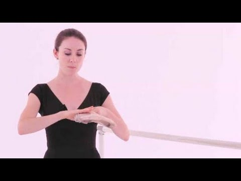 How to Break in Pointe Shoes | Ballet Dance