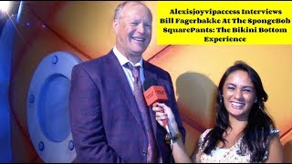 Bill Fagerbakke Interview With Alexisjoyvipaccess - SpongeBob SquarePants Bikini Bottom Experience
