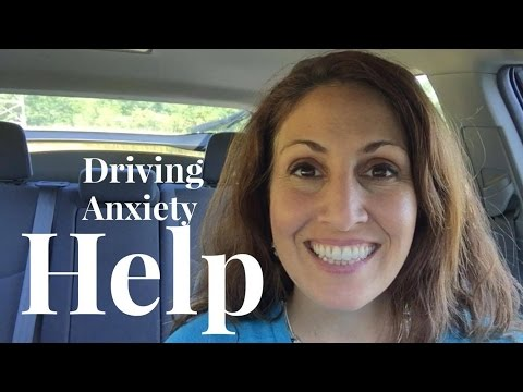 Driving Anxiety Help - Get Over Your Fear of Driving