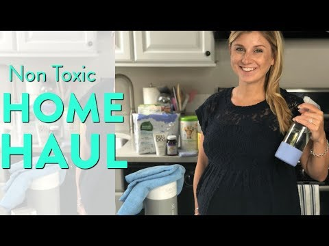 Why You Should Avoid Many Household Products + My Non-Toxic Favorites | Grove.co Haul