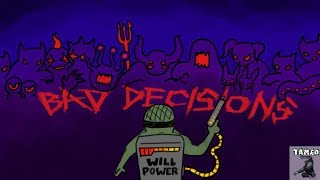 How To Stop Bad Decisions With Willpower
