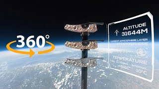 LE PETIT by LES FINES LAMES in SPACE - 360°video