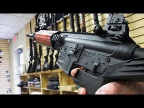 GOP lawmaker calls for an assault weapon ban