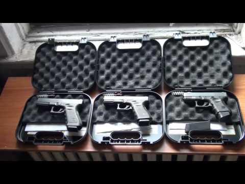 Glock 17, 19 & 26: A Tale of 3 Glock 9's