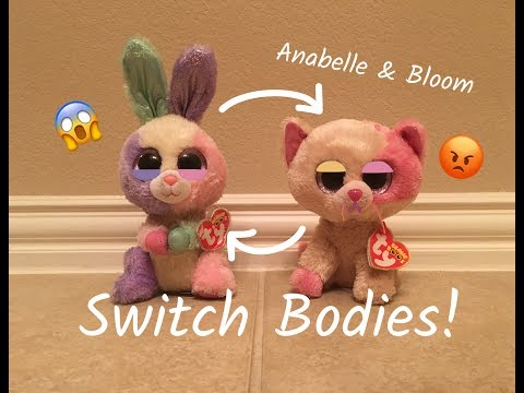 Beanie Boo's: Anabelle & Bloom Switch Bodies!