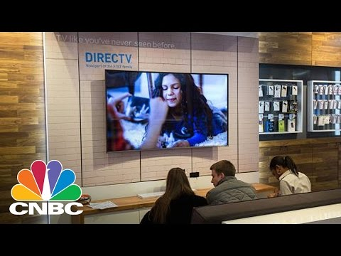 AT&T's DirecTV New Online Video Service To Cost $35 Per Month | Power Lunch | CNBC