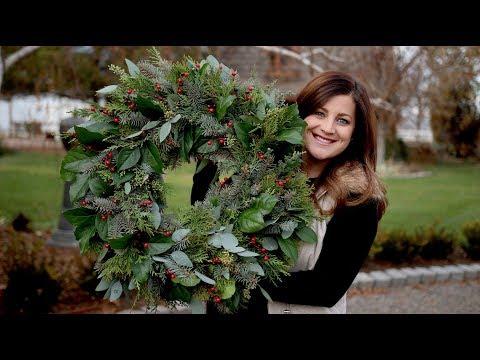 Christmas Wreath! 🎄🎁⛄️ // Garden Answer