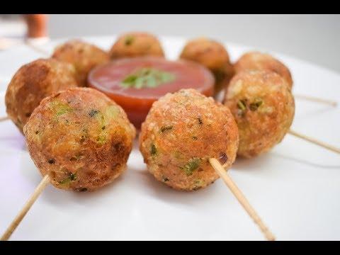 veg lollipop recipe | वेजी लॉलीपॉप्स रेसिपी | how to make veggie lollipops