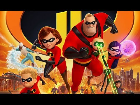 The Incredibles 2 Trailer (2018) Craig T. Nelson, Holly Hunter, Samuel L. Jackson