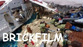 Lego Star Wars Huge Battle Of Geonosis Moc 4k 60fps