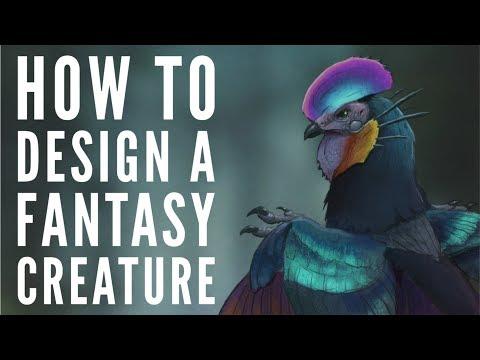 How to Design a Fantasy Creature