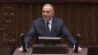 Grzegorz Schetyna - wystąpienie - 12 listopada 2019 r.