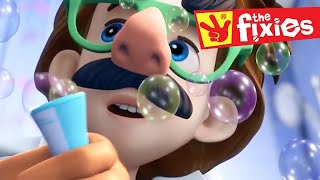 The Fixies | The Catapult and The Thermos | Cartoons for Children | Kids TV Shows Full Episodes