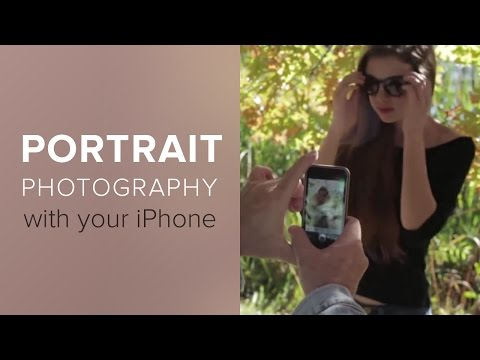 How to Shoot Great Portrait Photography with Your iPhone