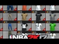 NBA 2K17|| how to change clothes in mycareer