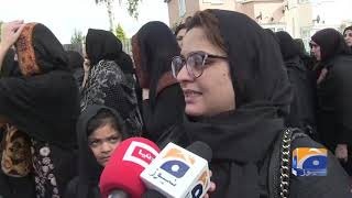Geo News Special - Ashura processions held across UK