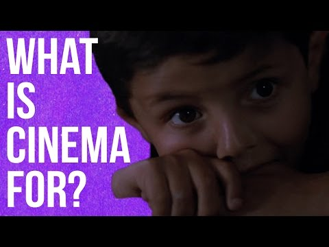 POP CULTURE: What Is Cinema For?