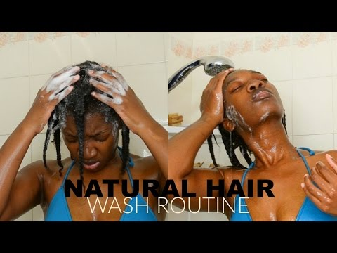 How To Wash Hair In Braids | NO MORE TANGLES | 4C NATURAL HAIR WASH ROUTINE |  Clarify Natural Hair