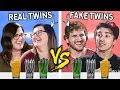 Download  We Try The TWIN TELEPATHY Challenge With REAL TWINS MP3,3GP,MP4
