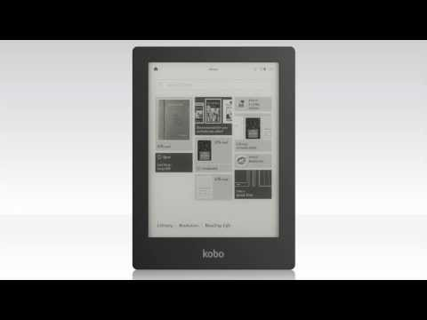 Getting started on Kobo Aura HD (How-to)