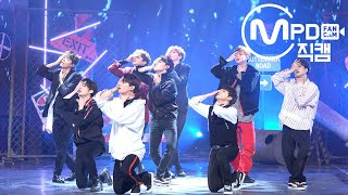 [MPD직캠] 유앤비 직캠 4K '감각(Sense/Feeling)' (UNB FanCam) | @MCOUNTDOWN_2018.4.12