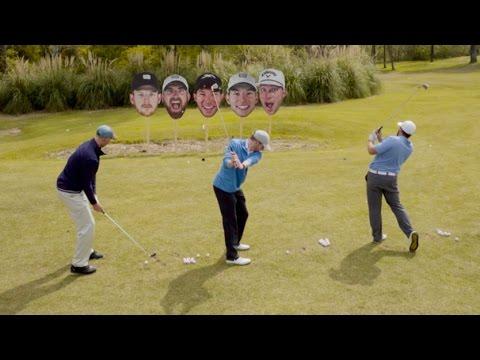 Golf Trick Shots   Dude Perfect