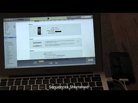 A: How to Restore an iPhone 4S / 4 / 3GS from an iTunes Backup - How to Use My iPhone Tutorial 4