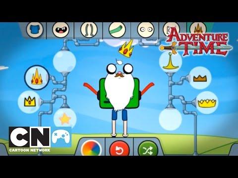 Character Creator | Game | Cartoon Network