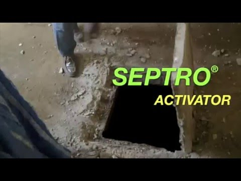 Efficacy of Treatment - Septro Activator Bio Enzyme Solid Waste Treatment