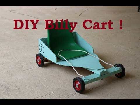 DIY Billy Cart
