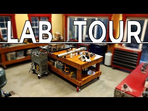 Timber Frame Laboratory | A Tour of Our Shop