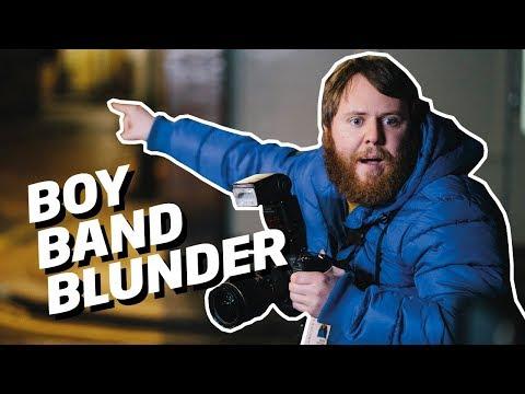 Jason Shutter's  Boy Band Blunder | Specsavers