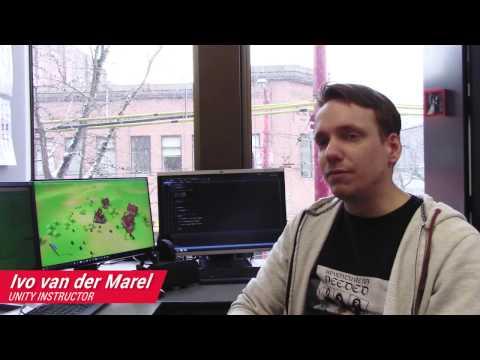 Game Design - 2D Projects with Ivo van der Marel