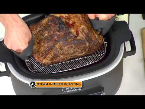 Ninja Cooking System: Prime Rib Au Jus Recipe