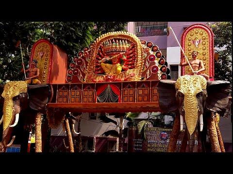 Suruchi Sangha Durga Puja 2015 - Undoubtedly the BEST theme puja