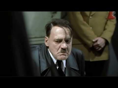 Hitler Parody On Apple Mac Matte vs Glossy Screens on iMac, MacBook Pro iPhone iPad iPod
