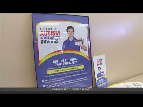 Drivers with autism encouraged to put extra info on license