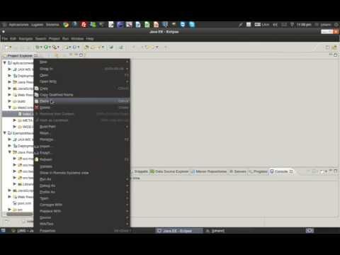 Aprendiendo a utilizar Maven en Eclipse - Creando un proyecto Maven