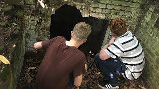 ABANDONED World War 2 Bunker!! YOU WON