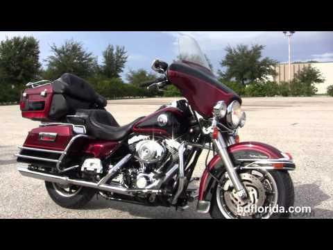 Used 2000 Harley Davidson Ultra Classic Electra Glide Motorcycles for sale
