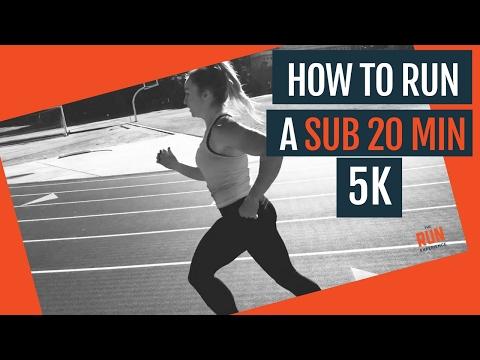 How To Run A Sub 20 Min 5K