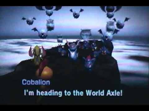 Pokemon Rumble Blast Walkthrough 54 - Cobalion's Cold Punishment