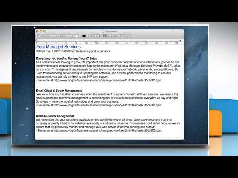 How to Use Smart Quotes and Dashes in Mac® OS X™