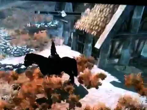 Skyrim glitch - Shadowmere is free!