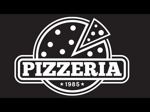 Perfect Way to Create Pizzeria Logo using Pie Tool - Coreldraw Tutorials