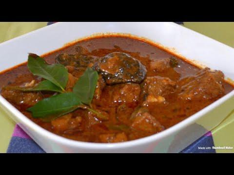 Sravu curry kerala style | Sravu curry malayalam | Sravu curry recipe