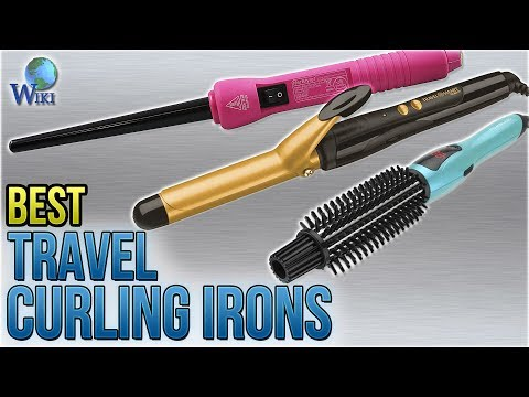 8 Best Travel Curling Irons 2018