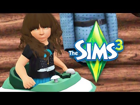 THE SIMS 3: A-Z BABY CHALLENGE   PART 25 - Moving Out + Skill Building!