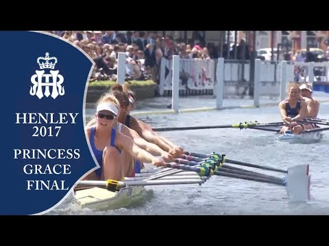 Princess Grace Final - Hollandia v Nottingham & Warrington | Henley 2017