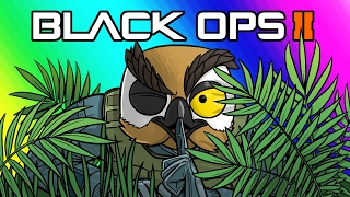 Black Ops 2 Funny Moments - Hiding Tactics Gone Wrong!